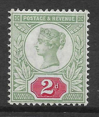 SG 200 Spec K30(3) 2d Grey-Green & Carmine Jubilee UNMOUNTED MINT