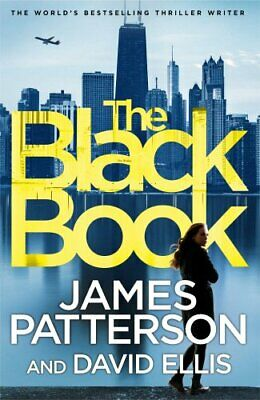The Black Book by Patterson, James Book The Cheap Fast Free Post