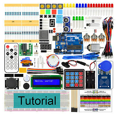 Freenove RFID Starter Kit V2 for Arduino Beginner Uno R3 Circuit Code Knowledge