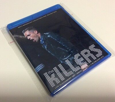 The Killers Live From 2007-2013 Bluray/DVD