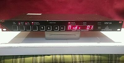 Steinberg SMP - 24 SMPTE - MIDI - Processor in Excellent Condition!