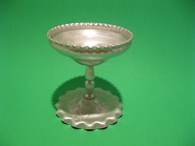 #s03 - Collectable Alumanum Candy Dish