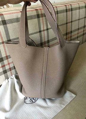 100% AUTHENTIC GUCCI Black Leather Convertible SOHO SHOULDER TOTE BAG