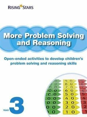 More Problem Solving and Reasoning Year 3 by Tim Handley, Nicki Allman, Paul...