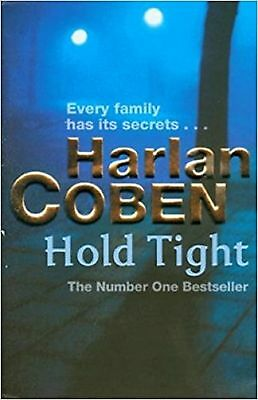 Hold Tight by Harlan Coben (Paperback), New Book