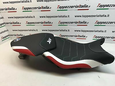 BMW S1000XR S 1000 XR Tappezzeria Italia Comfort Foam Seat Cover Custom Made New