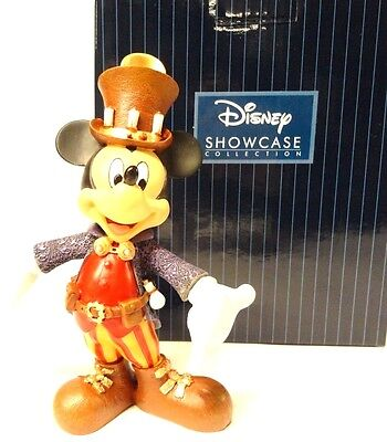 New in Box, Disney's Mickey Mouse Steampunk Collection 6'' Tall Figurine Awesome