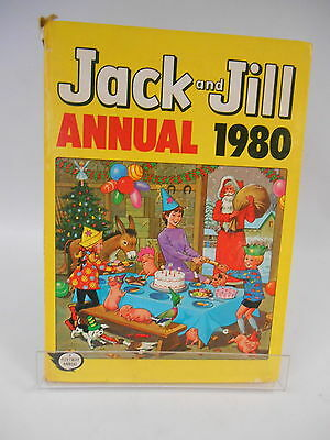 Jack and Jill Annual 1980