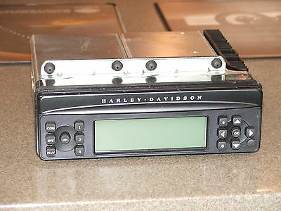 Harmon Kardon Radio for Harley Touring Models New in Box 76160-06