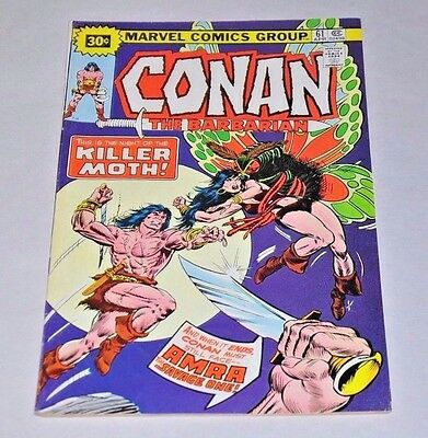 Conan The Barbarian 61 30 Cent Price Variant