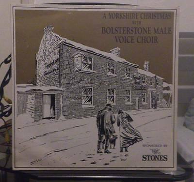 A Yorkshire Christmas: With Bolsterstone Male Voice Choir LP Vinyl