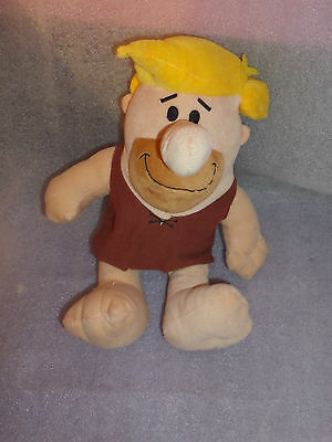 Flintstones Barney Rubble Soft/Plush Toy, From Hanna Barbera Cartoon