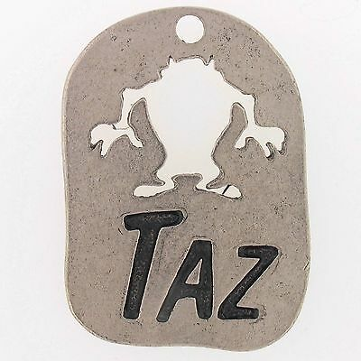 CHARM Taz Tazmanian Devil WARNER BROS LOONEY TUNES Pewter COOL WB STORE 5405