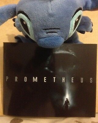 rare ART BOOK frm PROMETHEUS Blu Ray Collection Limited collectors Edition Alien
