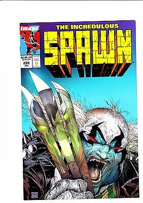 spawn 226 image comics high grade