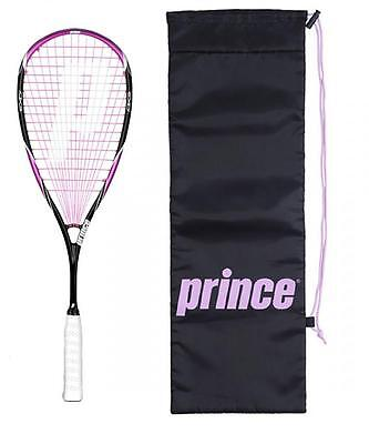 Prince Team Pink 700 Squash Racket + Cover