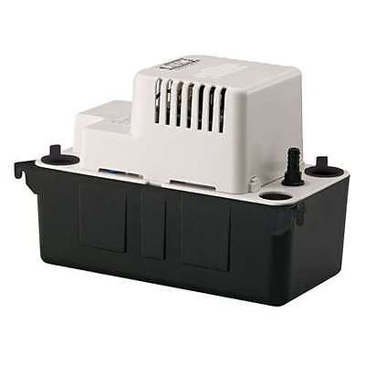 Little Giant 1/50 HP 1/2 Gallon Tank Condensate Removal Pump (Open Box)