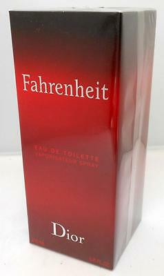 DIOR FAHRENHEIT 200 ml. EAU DE TOILETTE SPRAY FOR MEN.SEALED IN BOX