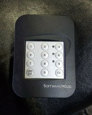 Software House SWH-4200 Multi-Technology Proximity Card Reader wi th h Keybad