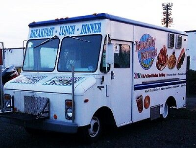 FOOD TRUCK-Mobile Kitchen, Catering, Concession, Vending, Fairs, Festivals
