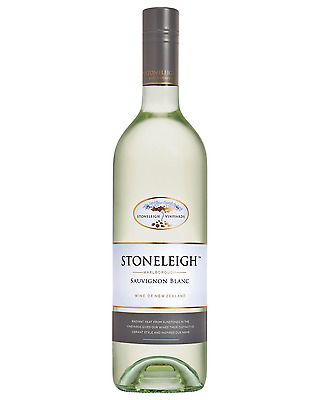 Stoneleigh Sauvignon Blanc case of 6 Dry White Wine 750mL Marlborough