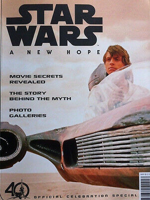Star Wars: A New Hope 40 Years Official Celebration Special Collectors Magazine