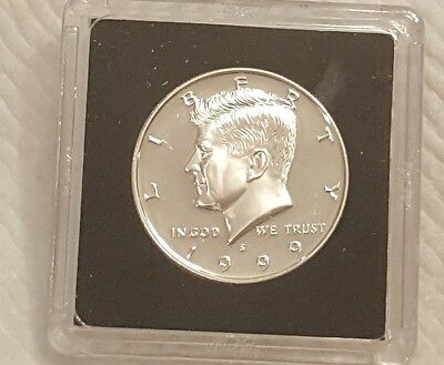 1999-S 50C Silver DC (Proof) Kennedy Half Dollar