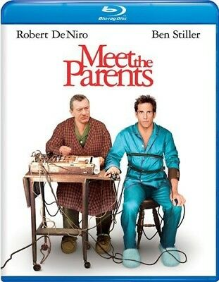 Meet the Parents [New Blu-ray] Ac-3/Dolby Digital, Dolby, Digital Theater Syst