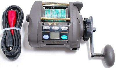 Panasonic PANA REEL M-2 Electric Reel M2 Good