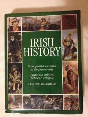 Irish History (Minipedia), Seamas MacANNAIDH Hardback Book The Cheap Fast Free
