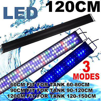 5730 SMD Aquarium LED Light Plant Fish Tank Lamp Full Spectrum Moon Lighting