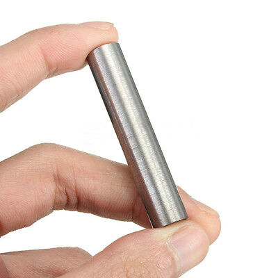 1x 99.95% Pure Tungsten Element Rod Electrodes Metal Cylinder 2inch Long