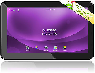 Leotec Tablet 10,1'' Supernova S16 (Letab1016)
