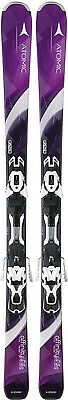 Atomic Affinity Sky Xt + Xt10 Ti * All Mountain Ski * Auslaufmodell 2015/16