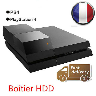 2TB Data Bank Vidéo Gaming LED Disque dur externe pour PS4 Playstation 4 HDD 3.5