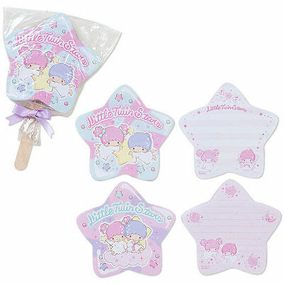 Sanrio Little Twin Stars Lollipop Sticky Note Memo 674681