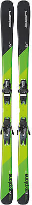 Elan Explore 4 + El 9 Bindung * All Mountain Ski * Green - Modell 2016/17 - Neu