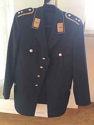 Bundeswehr Luftwaffe Offizier Oberleutnant Uniform Komplett Set Gr. 48 LHD