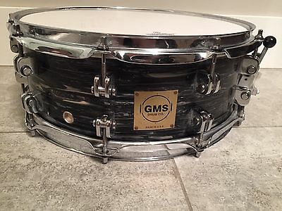 GMS  snare drum 5.5 x 14