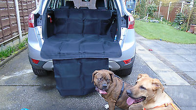 Large Dog Pet Waterproof Car Bumper & Boot Liner Combo Protective Boot Cover