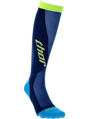 Thor Blue-Green 2016 Cool MX Socks