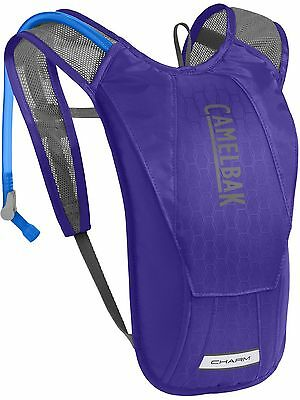 Camelbak Deep Purple-Graphite 2017 Charm - 1.5 Litre Womens Hydration Pack