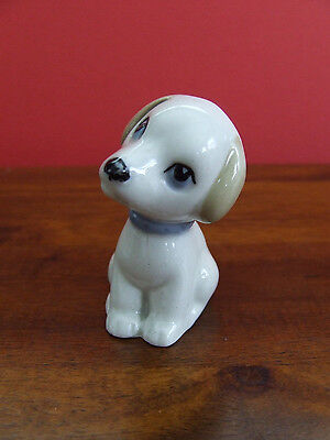 Rare Wade Whimsie 'Fat Dog' 1940/50