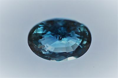 1,43 ct Saphir Naturel de Madagascar