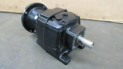 Boston F622A-10-B5 10:1 Ratio Inline Gearbox Speed Reducer