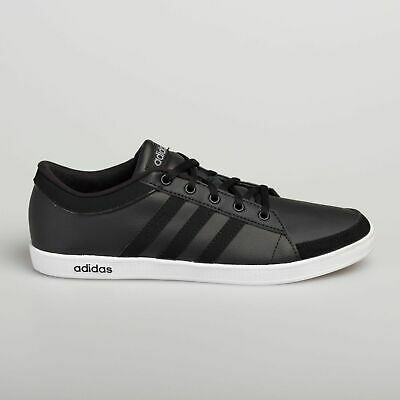 Adidas Men's Vintage Neo Running Black Gym Trainers Black New Style