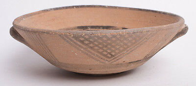 Ancient Cypriot Pottery Bowl c.10th century BC.
