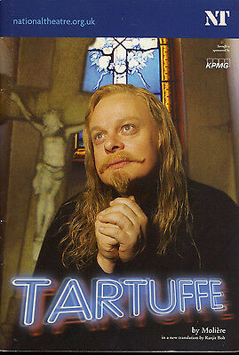 TARTUFFE by Moliere National MARTIN CLUNES Theatre Programme refb1093