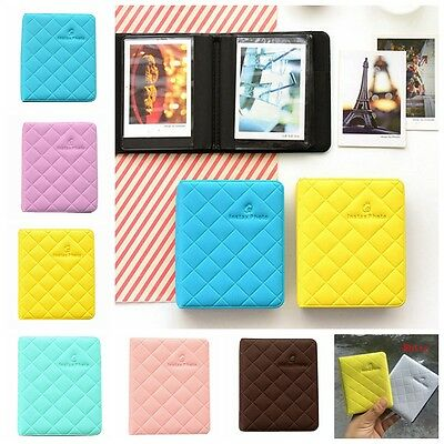 7 Color Photo Album Boxes For Fujifilm Polaroid Instax Mini 8 90 50 70 Case Hot
