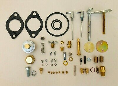 John Deere B Tractor Major DLTX 34 Carburetor Repair Kit